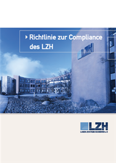 LZH corporate compliance brochure