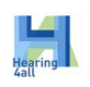 Logo Hearing4all: You can hear the future