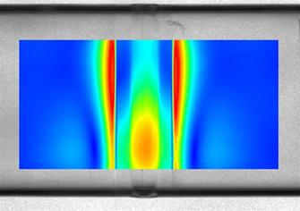 Optische Spannungsmessung